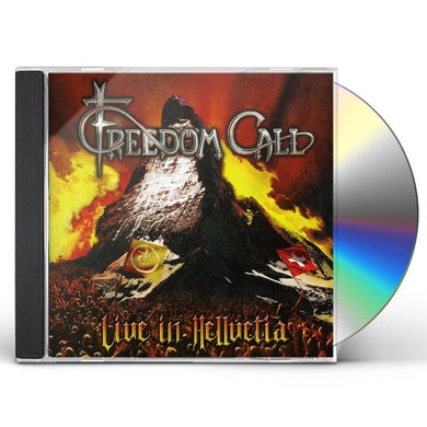 Freedom Call LIVE IN HELLVETIA CD