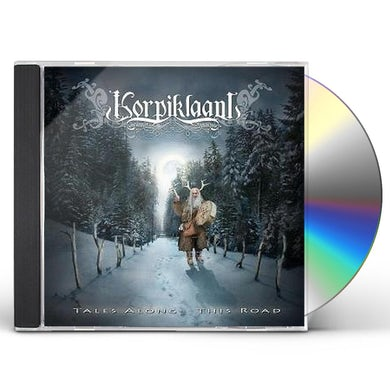 Korpiklaani TALES ALONG THIS ROAD CD