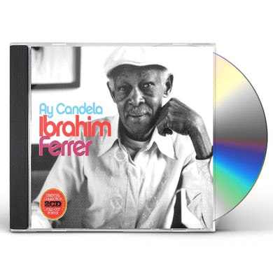 IBRAHIM FERRER AY CANDELA CD