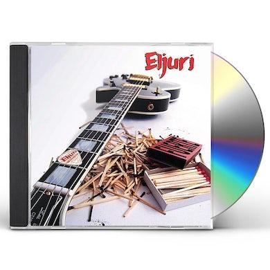 Eljuri FUERTE CD