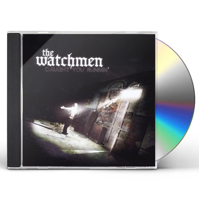 Watchmen CAUGHT YOU RUNNIN' CD