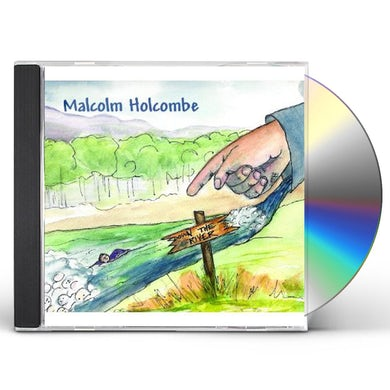 Malcolm Holcombe DOWN THE RIVER CD