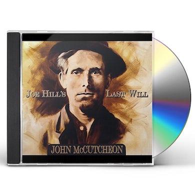 John McCutcheon JOE HILL'S LAST WILL CD