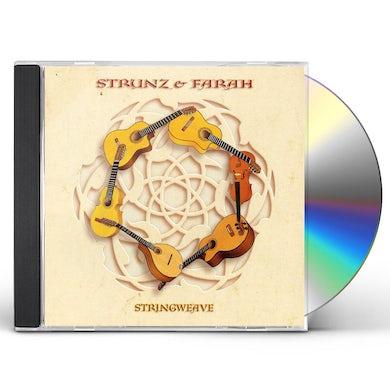 Strunz & Farah STRINGWEAVE CD