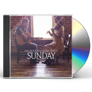Dallas Jones SUNDAY CD