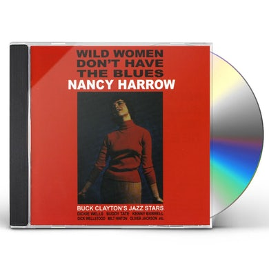 Nancy Harrow WILD WOMEN CD