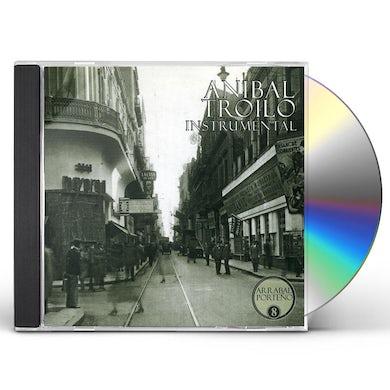 Anibal Troilo INSTRUMENTAL CD