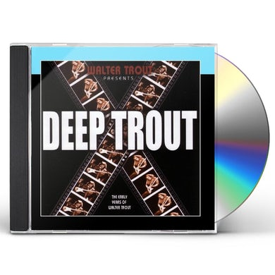 Walter Trout DEEP TROUT CD