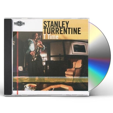 Stanley Turrentine T TIME CD