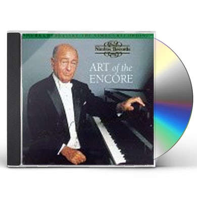 Shura Cherkassky ART OF THE ENCORE CD