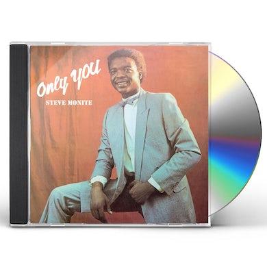 Steve Monite ONLY YOU CD