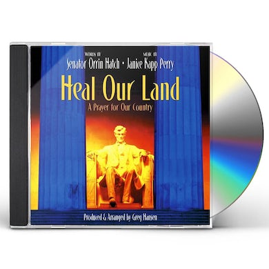 Janice Kapp Perry HEAL OUR LAND CD