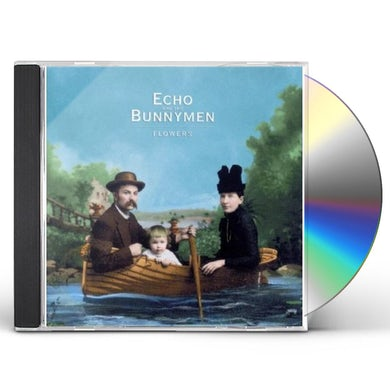 Echo & the Bunnymen FLOWERS CD