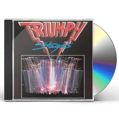 Triumph STAGES CD