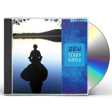 Terry Oldfield ZEN CD