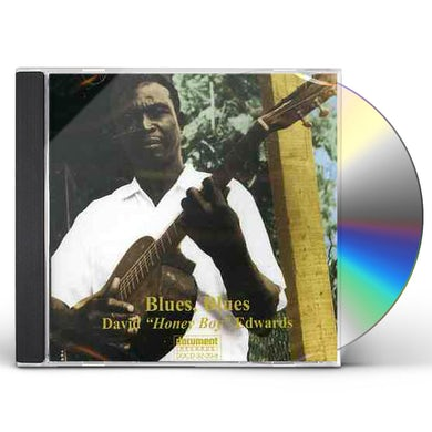 David Honeyboy Edwards BLUES BLUES: DECEMBER 10TH 1975 CD