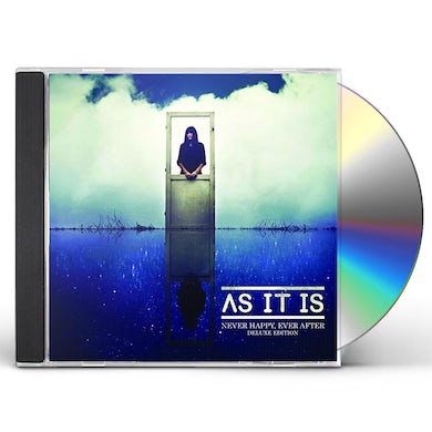 As It Is NEVER HAPPY EVER AFTER: DELUXE EDITION CD