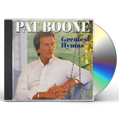 Pat Boone GREATEST HYMNS CD