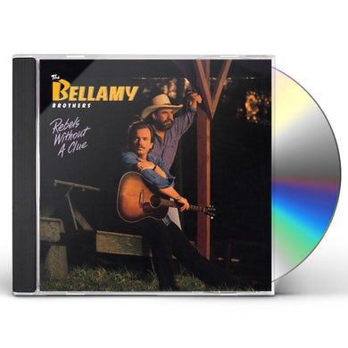 Bellamy Brothers REBEL WITHOUT A CLUE CD