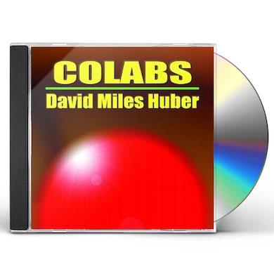 David Miles Huber COLABS CD