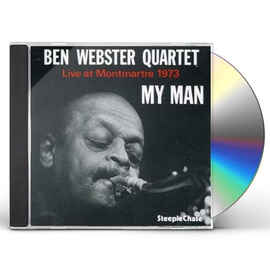 Ben Webster MY MAN CD