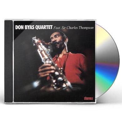 Don Byas QUARTET CD