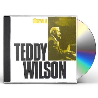 Teddy Wilson MASTERS OF JAZZ CD