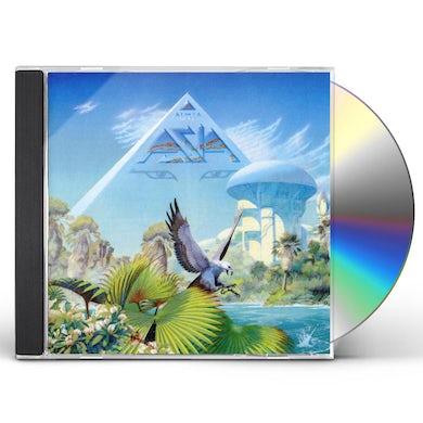 Asia ALPHA CD