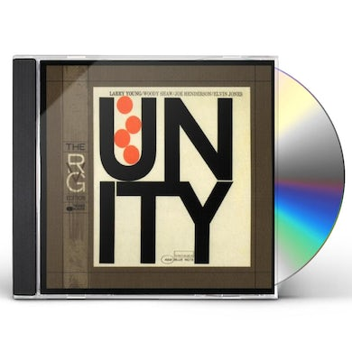 Larry Young UNITY CD