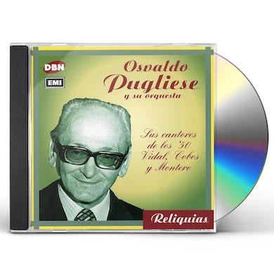 VIDAL/COBOS/MONTERO SUS CANTORES DE CD