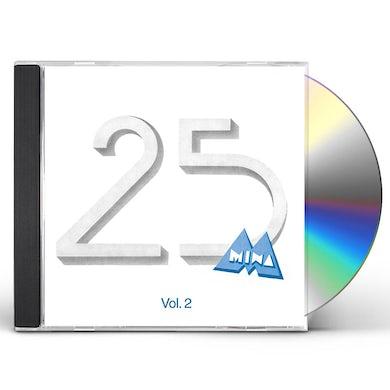 MINA 25 V2 CD
