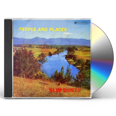 Slim Dusty PEOPLE & PLACES CD