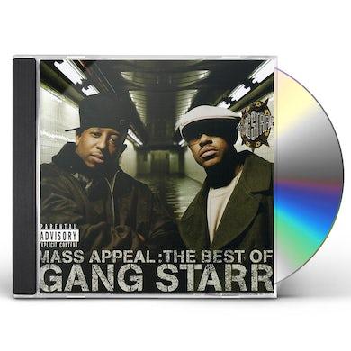 MASS APPEAL: BEST OF GANG STARR CD