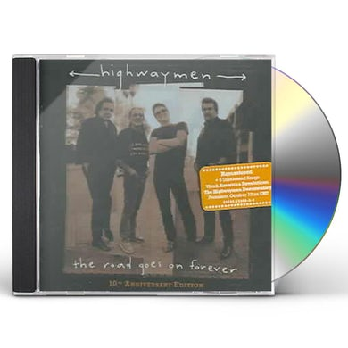 Highwaymen ROAD GOES ON FOREVER CD