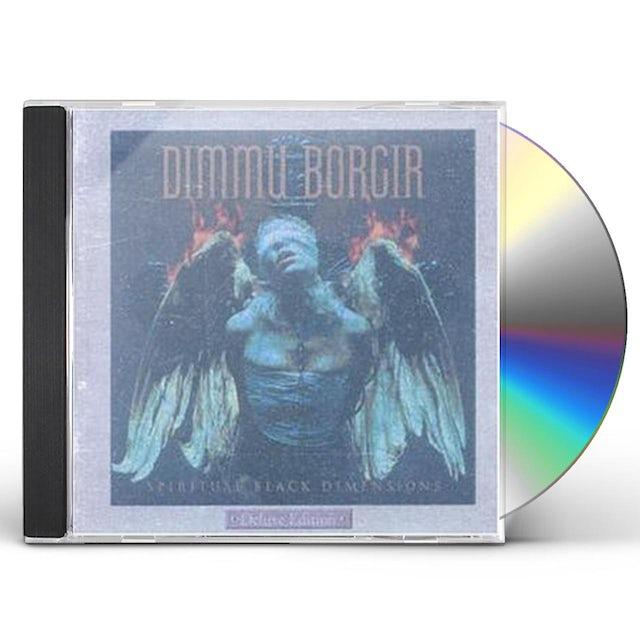 Dimmu Borgir SPIRITUAL BLACK DIMENSIONS CD