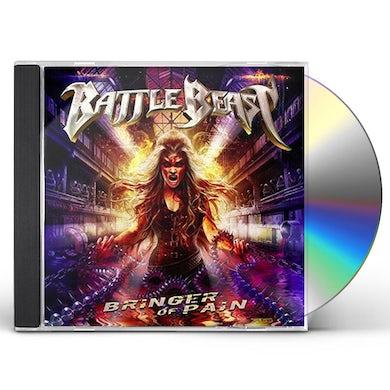 Battle Beast BRINGER OF PAIN CD