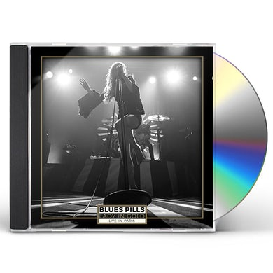 Blues Pills LADY IN GOLD: LIVE IN PARIS CD