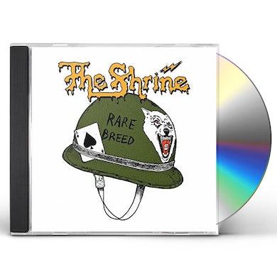 Shrine RARE BREED CD