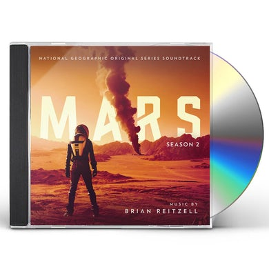 Brian Reitzell MARS SEASON 2 - Original Soundtrack CD