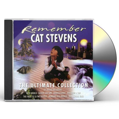 ULTIMATE COLLECTION: REMEMBER Yusuf / Cat Stevens CD