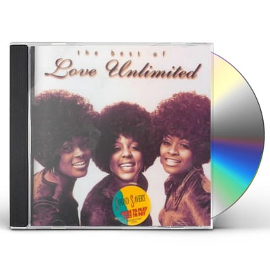 Love Unlimited BEST OF CD