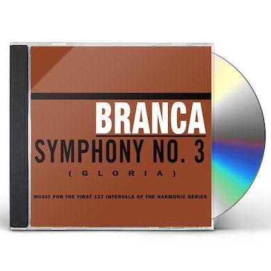 Glenn Branca SYMPHONY 3 CD