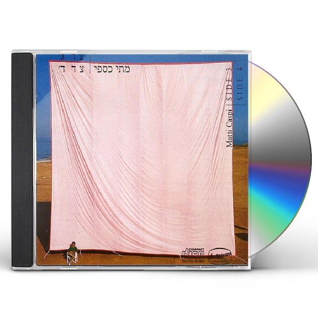 Mati Caspi SIDE 3 SIDE 4 CD
