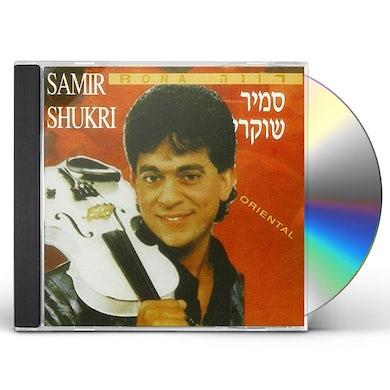 Samir Shukri RONA CD