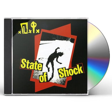 D.I. STATE OF SHOCK CD