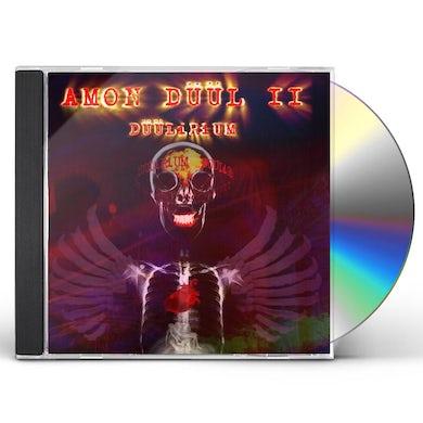 Amon Duul Ii DUULIRIUM CD