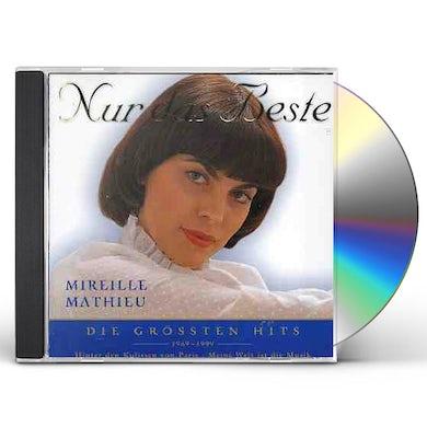 Mireille Mathieu NUR DAS BESTE CD