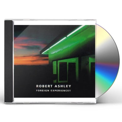 Robert Ashley FOREIGN EXPERIENCES AN OPERA CD
