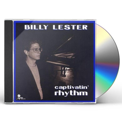Billy Lester CAPTIVATIN' RHYTHM CD