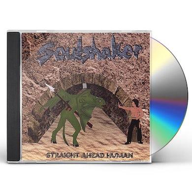 Soulshaker STRAIGHT AHEAD HUMAN CD